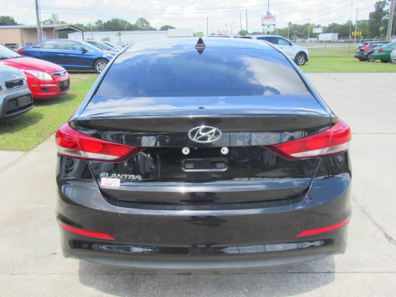 2017 Hyundai Elantra Value Edition 4dr Sedan (US) - Lakeland FL