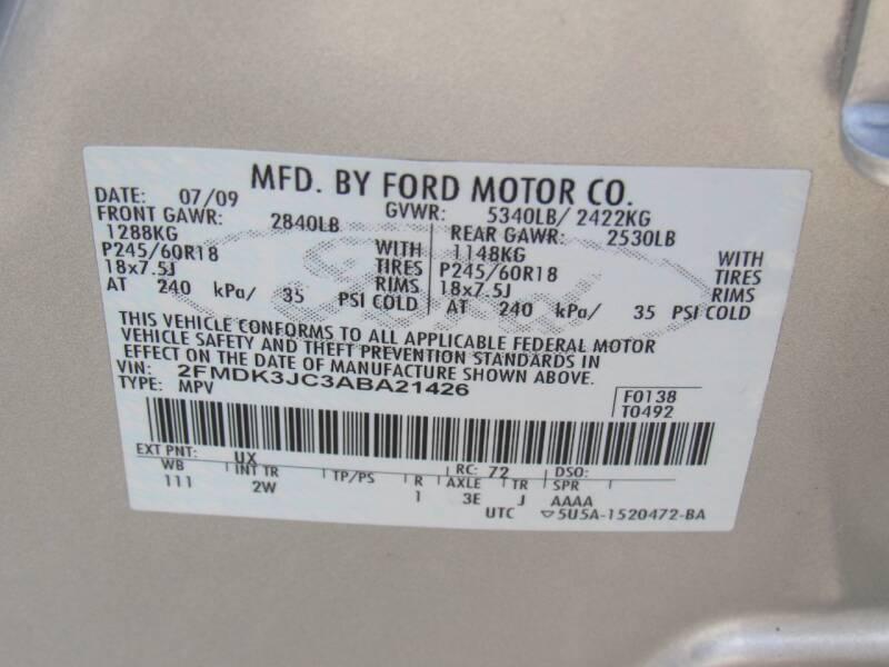 2010 Ford Edge SEL 4dr Crossover - Lakeland FL
