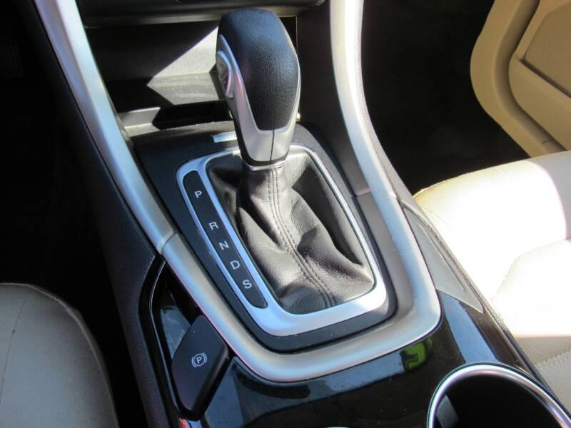 2015 Ford Fusion SE 4dr Sedan - Lakeland FL
