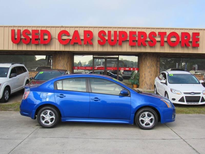 2012 Nissan Sentra 2.0 SR 4dr Sedan - Lakeland FL