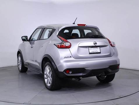 2017 Nissan JUKE for sale in Hollywood, FL