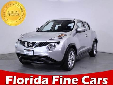 2017 Nissan JUKE for sale in Miami, FL