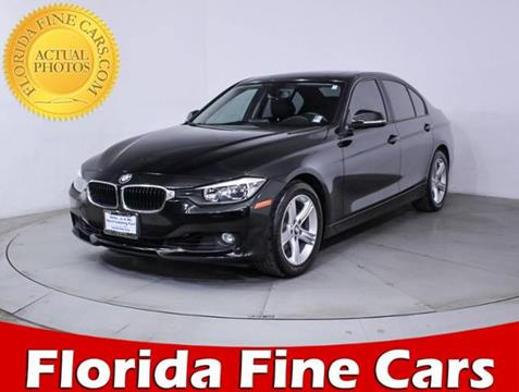 2013 BMW 3 Series for sale in Hollywood, FL