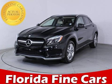 2016 Mercedes-Benz GLA for sale in Hollywood, FL