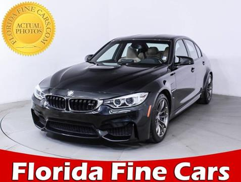 2015 BMW M3 for sale in Hollywood, FL