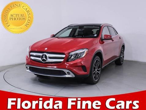 2015 Mercedes-Benz GLA for sale in Hollywood, FL