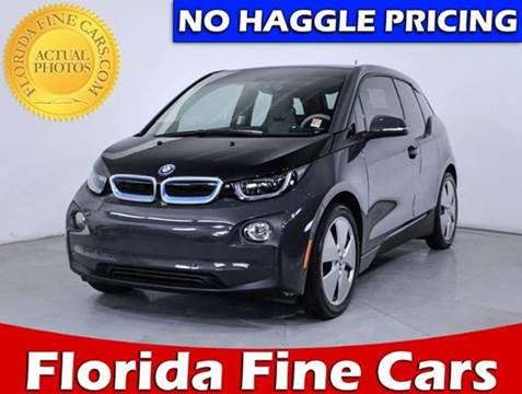 2014 BMW i3 for sale in Miami, FL