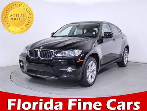 2012 BMW X6 for sale in Miami, FL