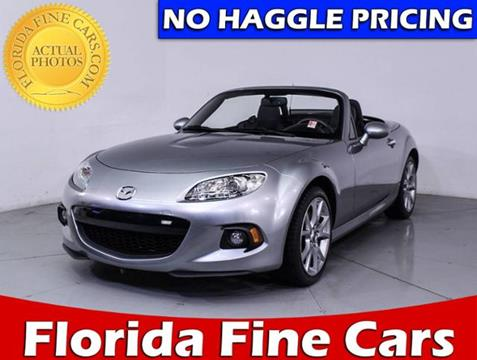 2014 Mazda MX-5 Miata for sale in Miami, FL