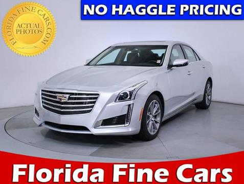 2017 Cadillac CTS for sale in Miami, FL