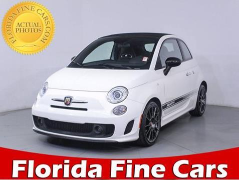 2013 FIAT 500c for sale in Miami, FL