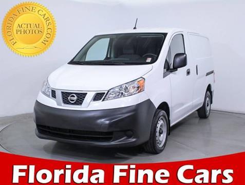 2016 Nissan NV200 for sale in Miami, FL