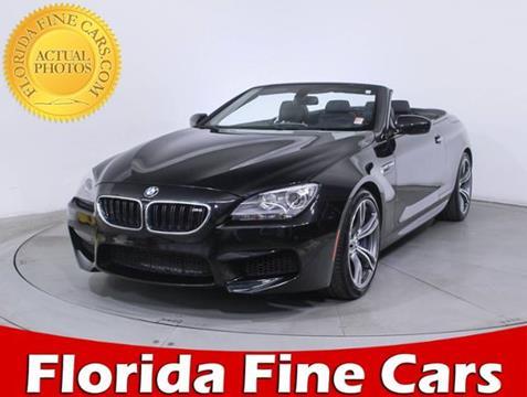 2014 BMW M6 for sale in Miami, FL