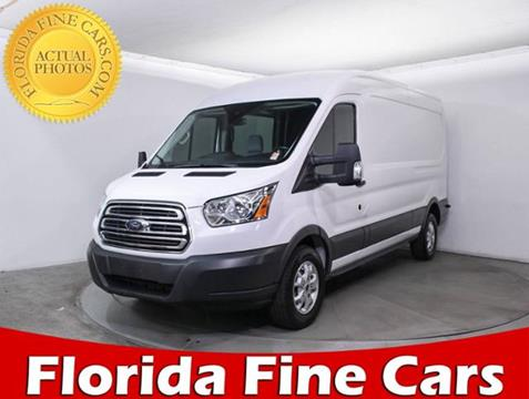 2015 Ford Transit Cargo for sale in Miami, FL
