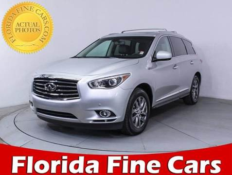 2014 Infiniti QX60 for sale in Miami, FL