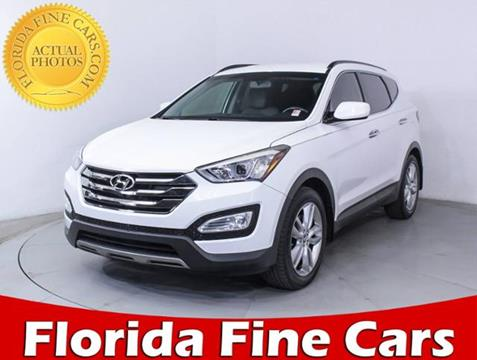 2013 Hyundai Santa Fe Sport for sale in Miami, FL