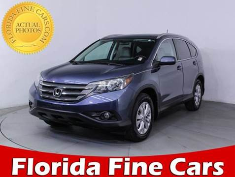 2013 Honda CR-V for sale in Miami, FL