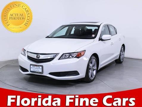 2014 Acura ILX for sale in Miami, FL