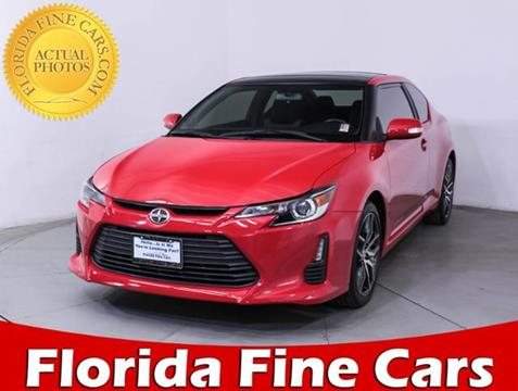 2015 Scion tC for sale in Miami, FL