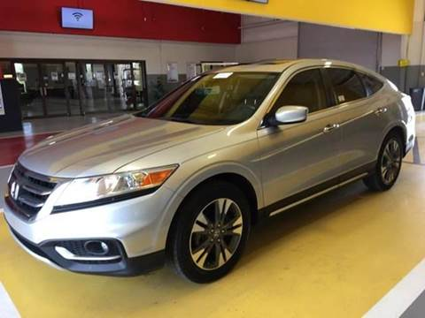 2013 Honda Crosstour for sale in Miami, FL