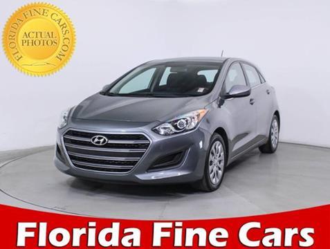2017 Hyundai Elantra GT for sale in Miami, FL
