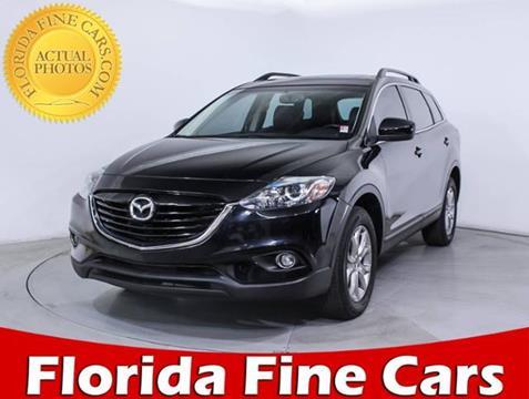 2014 Mazda CX-9 for sale in Miami, FL