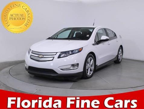 2014 Chevrolet Volt for sale in Miami, FL