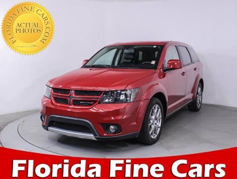 2016 Dodge Journey for sale in Miami, FL