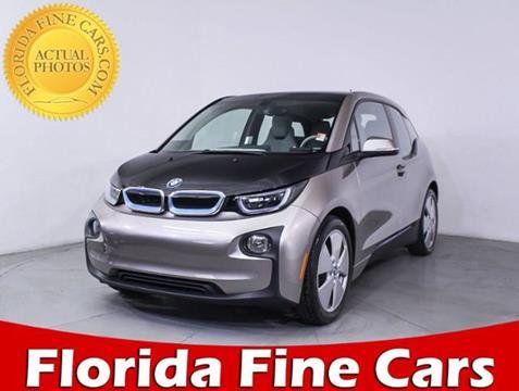 2014 BMW i3 for sale in Miami, FL