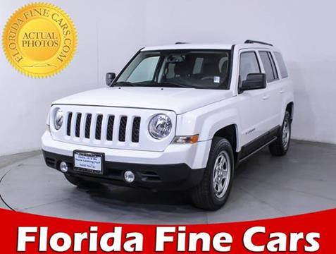 2014 Jeep Patriot for sale in Hollywood, FL