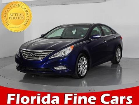 2012 Hyundai Sonata for sale in Miami, FL