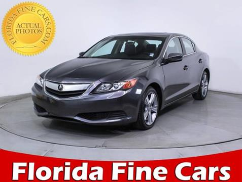 2015 Acura ILX for sale in Hollywood, FL