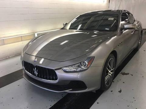 2014 Maserati Ghibli for sale in Hollywood, FL