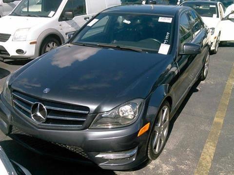2014 Mercedes-Benz C-Class for sale in Miami, FL