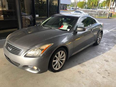 2011 Infiniti G37 Coupe For Sale In Gadsden Al Carsforsale