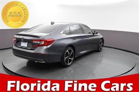 2018 Honda Accord for sale in Hollywood, FL