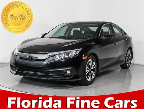 2017 Honda Civic for sale in Hollywood, FL