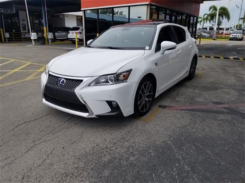 Lexus Ct200h Used >> Used Lexus Ct 200h For Sale In Florida Carsforsale Com