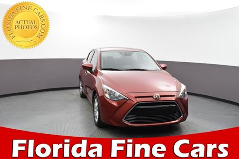 2016 Scion iA for sale in Hollywood, FL