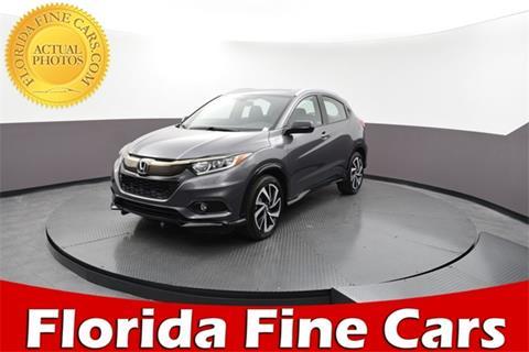 2019 Honda HR-V for sale in Hollywood, FL