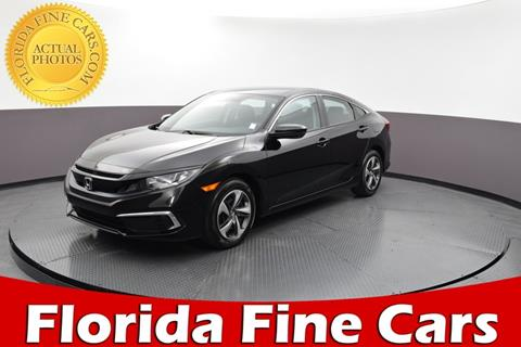2019 Honda Civic for sale in Hollywood, FL