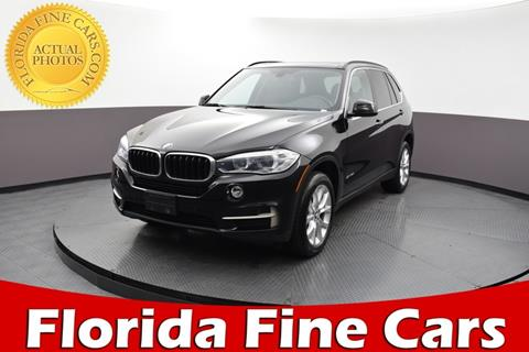 2016 BMW X5 for sale in Hollywood, FL