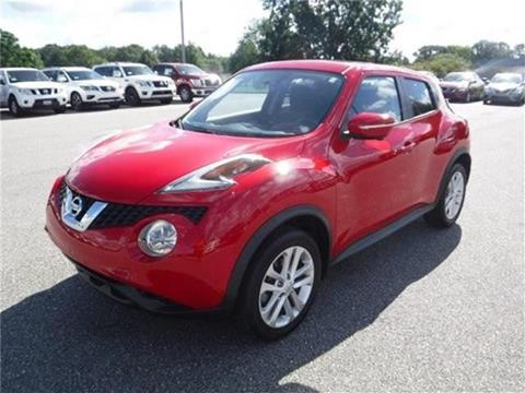 2015 Nissan JUKE for sale in Dothan, AL