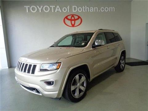 2014 Jeep Grand Cherokee for sale in Dothan, AL