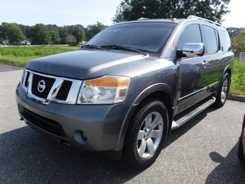 2013 Nissan Armada for sale in Dothan, AL