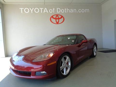 2005 Chevrolet Corvette for sale in Dothan, AL