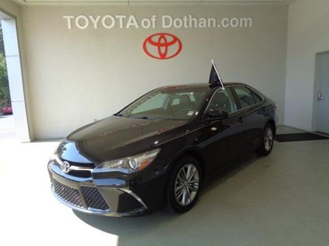 2016 Toyota Camry for sale in Dothan, AL