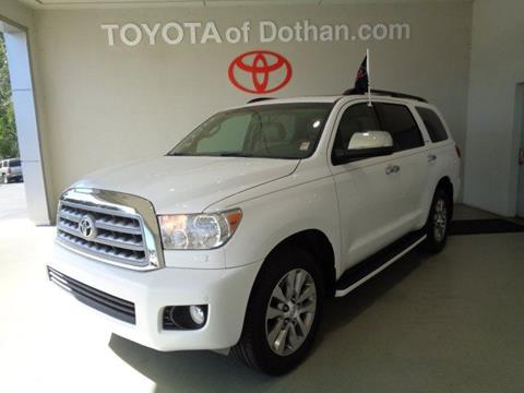 2013 Toyota Sequoia for sale in Dothan, AL