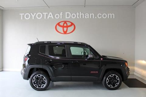 2017 Jeep Renegade for sale in Dothan, AL