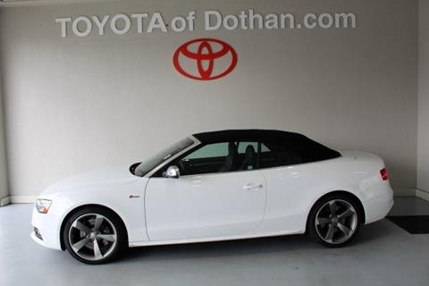 Used Cars Dothan Al >> 2017 Audi S5 For Sale In Dothan Al